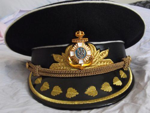 Ukraine Navy Admiral