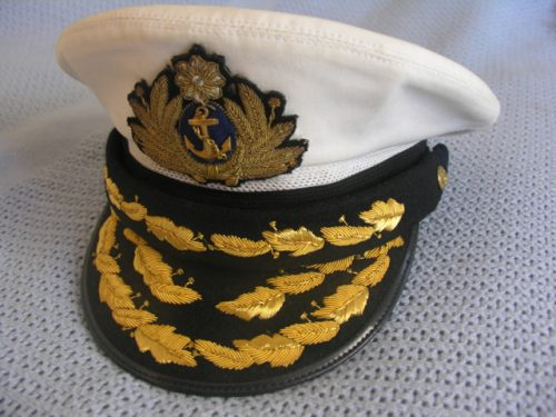 Uruguay Navy Admiral