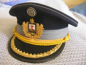 Uruguay Police Senior Officer 8