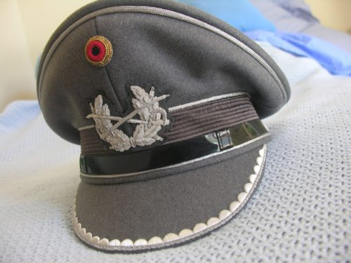 West Germany Army Junior Officer 1