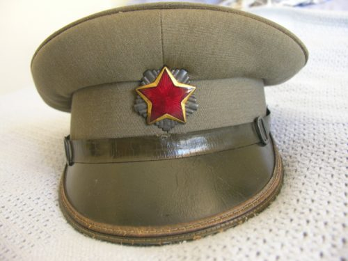 Yugoslavia Army officer 2