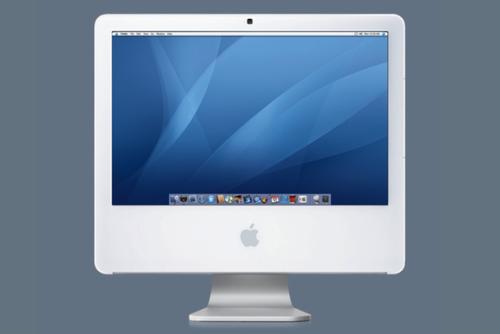 iMac G5 17in Intel