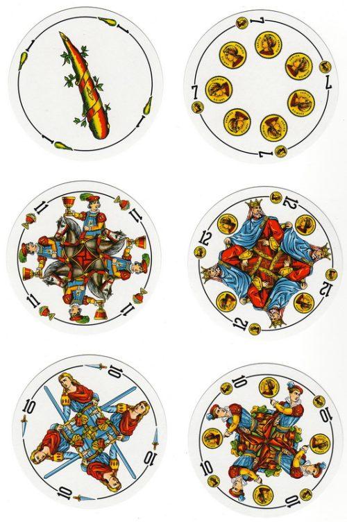 Castillian-Pattern-Round