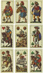 Einfachdeutsches Biedermeierspiel