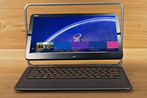 Dell XPS 12 Duo Notebook/Tablet Hybrid