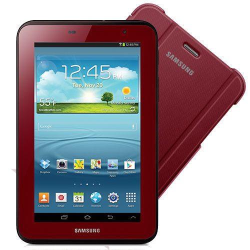 Samsung Galaxy Tab 2 Garnet Red