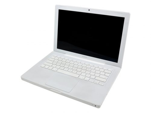 Apple MacBook White Intel Core 2 Duo 2.4 GHz