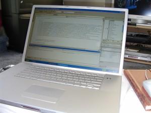 Apple Powerbook G4 17in