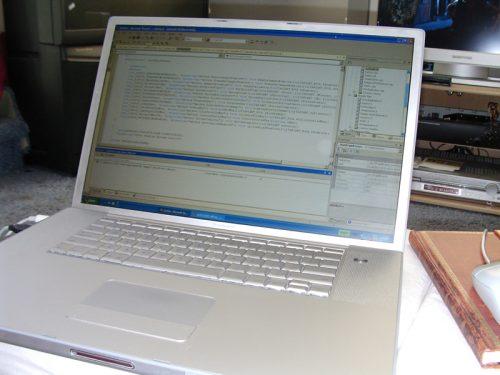 Apple Powerbook G4 PPC 17in 1.67 GHz