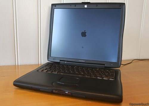 "Powerbook G3 ""Pismo"" 500GHz"