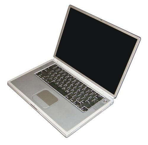 Apple Powerbook G4 Titanium #2