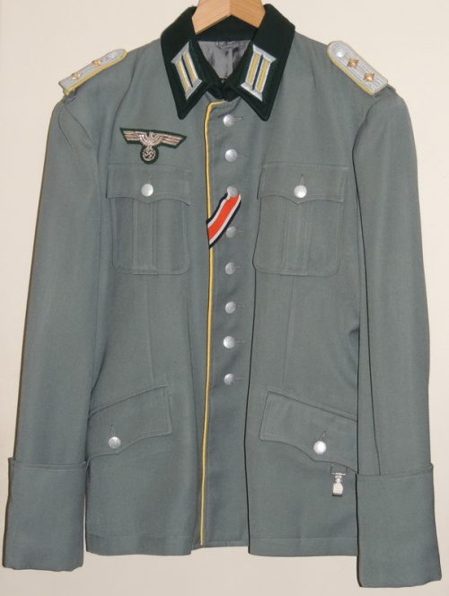 3rd Reich Army Captain Signals