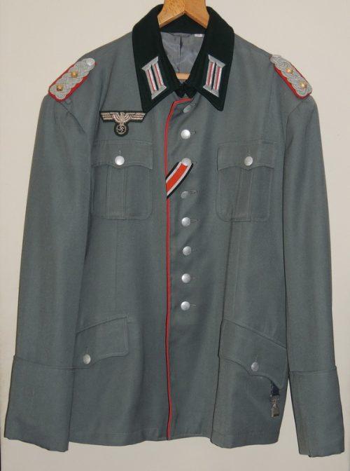 3rd Reich Army Colonel Artillery Slant