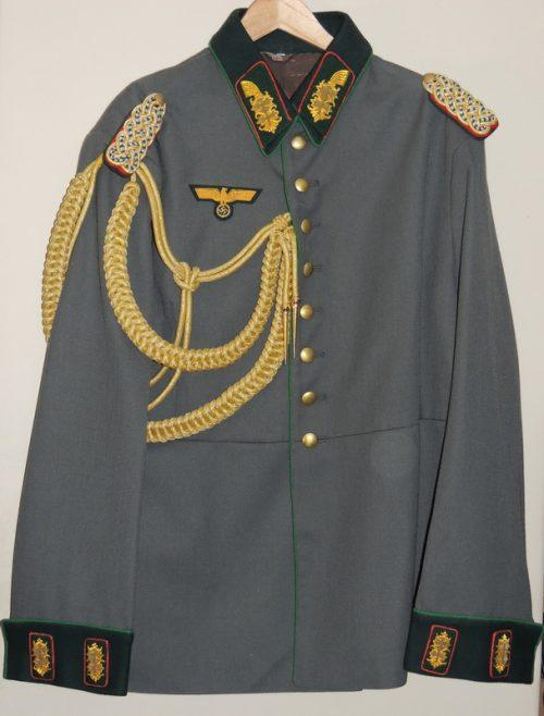 3rd Reich General Administration Waffenrock