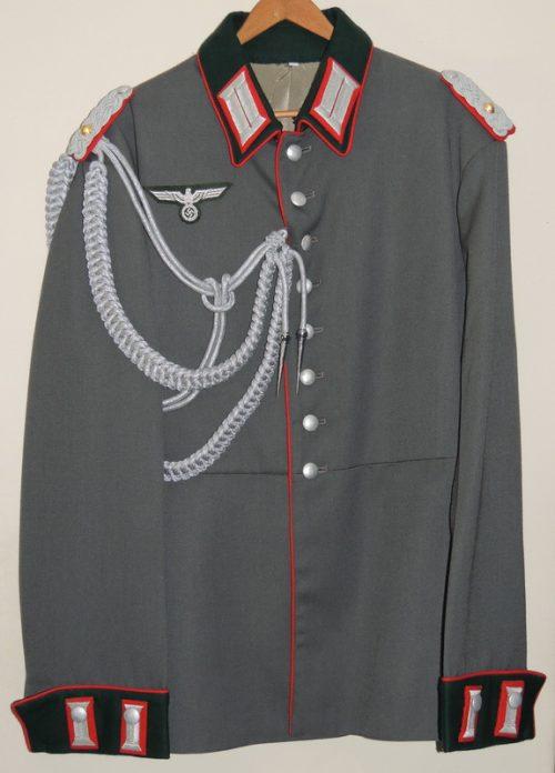 3rd Reich Army Officer Artillery Waffenrock