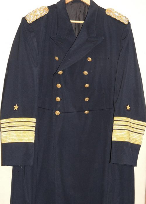 3rd Reich Navy Admiral Frock Coat