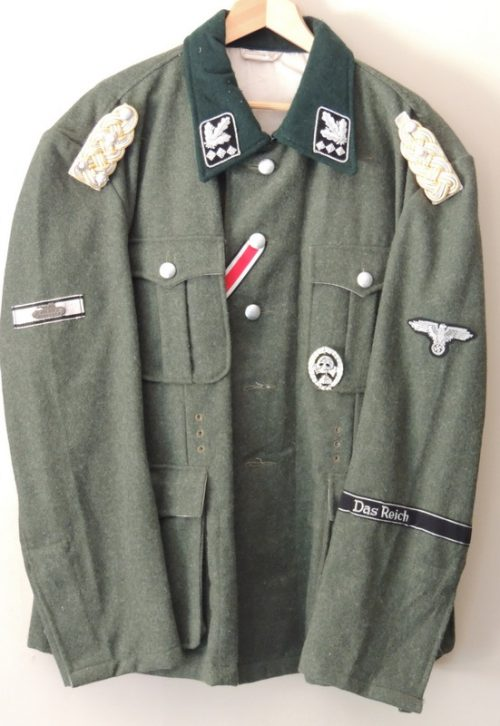 3rd Reich Waffen-SS Colonel-General