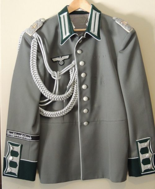 3rd Reich Army Officer Waffenrock New Style