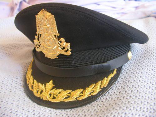 Cambodia Customs Officer