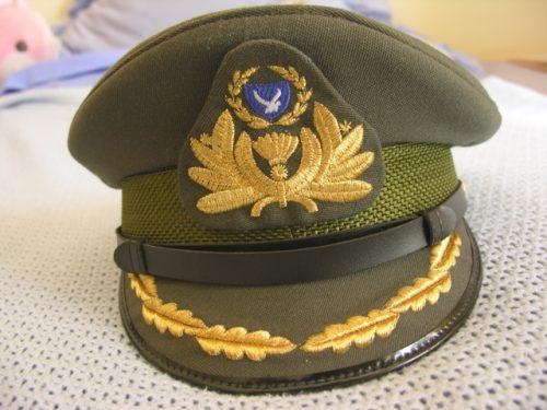 Cyprus Army Senior Officer