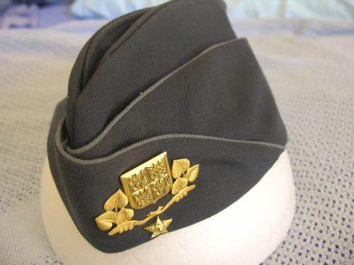 Czech Republic Air Force General Garrison Cap