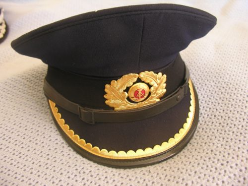 East Germany Navy Junior Officer