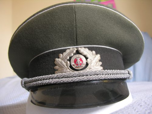 East Germany Army Officer 1