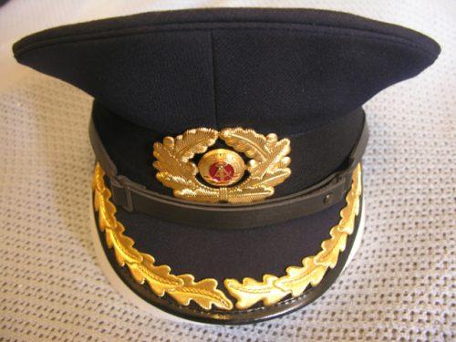 East Germany Navy Senior Officer