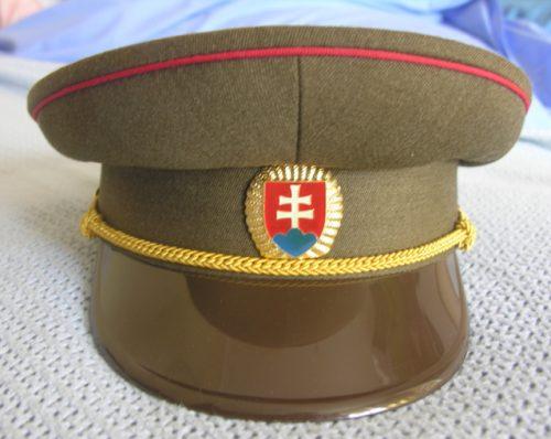 Slovakia Army Officer