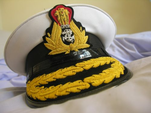 India Navy Admiral