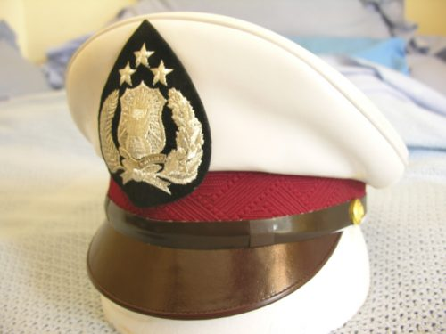 Indonesia Police Enlisted Summer