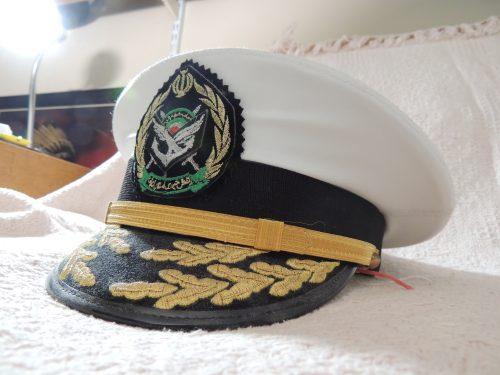 Iran Navy Officer