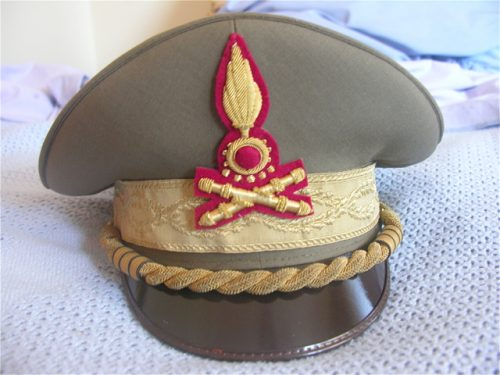 Italy Army Colonel