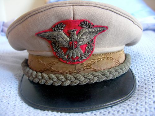 Italy Army General Old