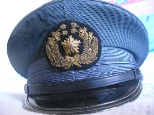 Japan Air Force Officer Summer