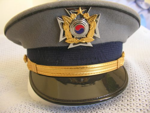 South Korea Army Officer