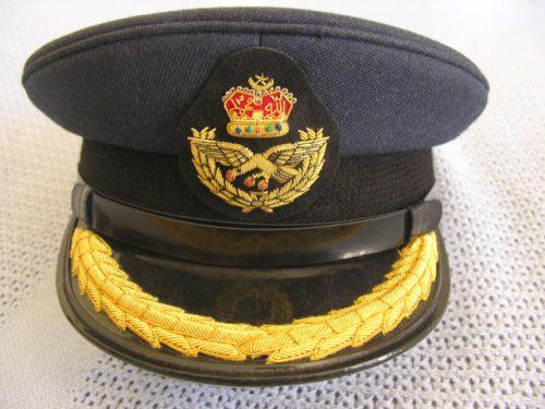 Malaysia Air Force Senior Officer