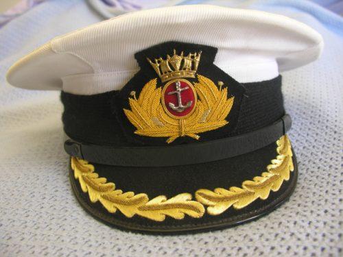 UK Merchant Marine Officer