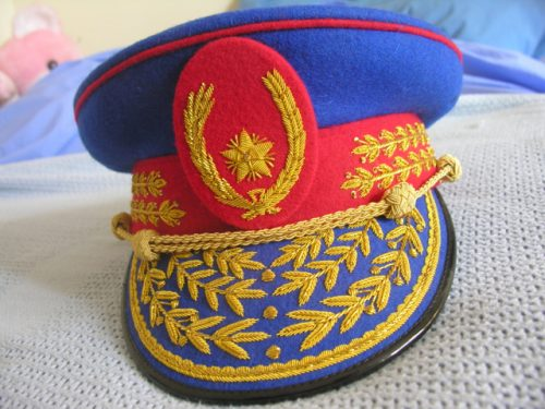 Paraguay Police Generalissimo