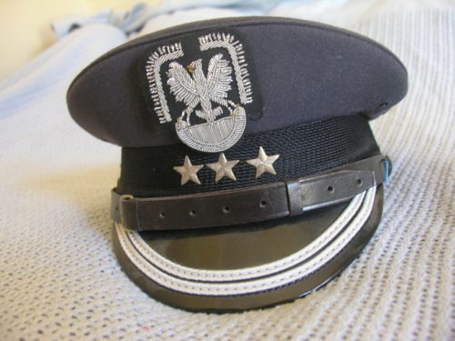 Poland Air Force Colonel