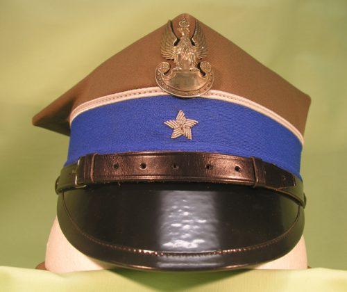 Poland Army Warrant Officer Rogatywka 2