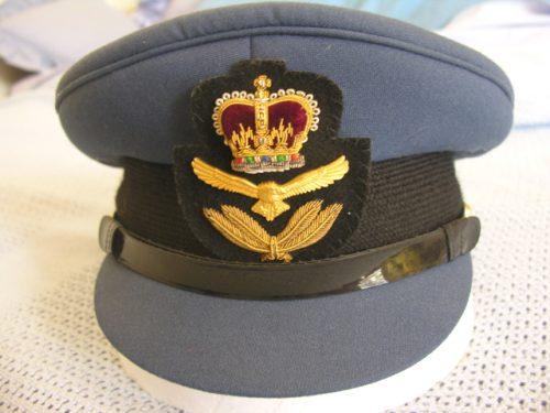 Australia RAAF Officer Later