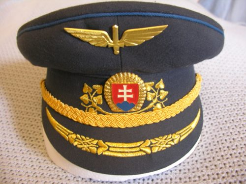 Slovakia Air Force General