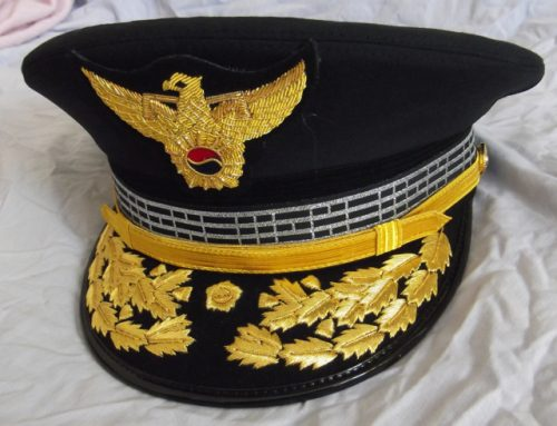 South Korea Police General