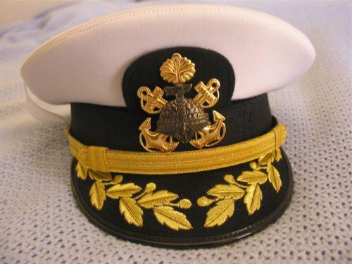 South Korea Navy Senior Officer