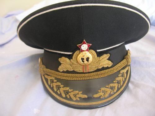Soviet Navy Admiral (Bullion)