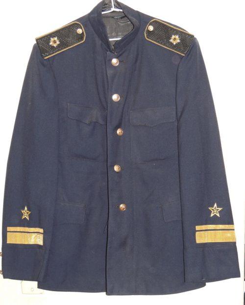 Soviet Navy Admiral Red October Jacket