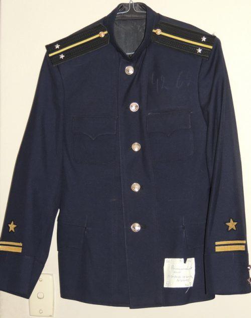 Soviet Navy Junior Officer Red October Jacket