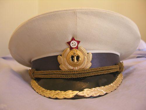 Soviet Navy Senior Officer