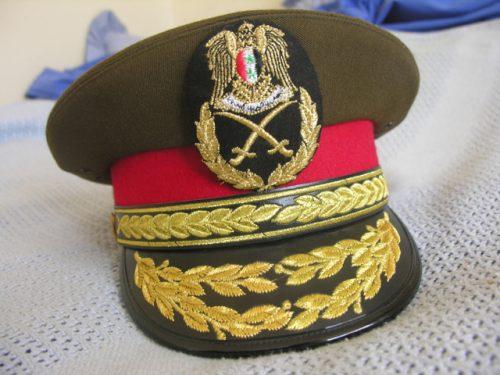Syria Army General